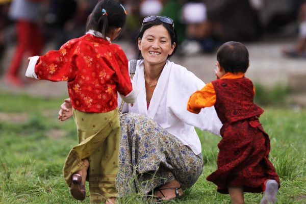 Why Are People From Bhutan Happy?